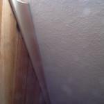 Endung Deckenleiste mit Gerungsschnitt