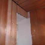 Profilholz angepasst